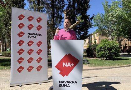 Navarra Suma logra mayoría absoluta en Tudela y Alejando Toquero será el nuevo alcalde