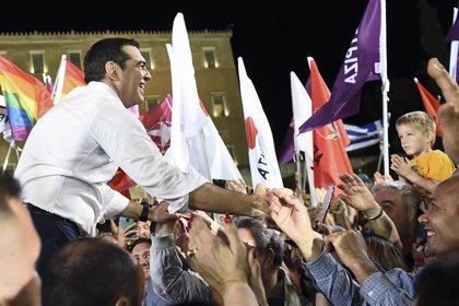 Tsipras anuncia el adelanto electoral en Grecia tras su derrota en las europeas