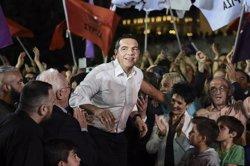 Tsipras anuncia l'avançament electoral a Grècia després de la seva derrota en les europees (Angelos Tzortzinis/dpa)