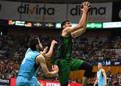 Marko Todorovic es el MVP de mayo en la Liga Endesa