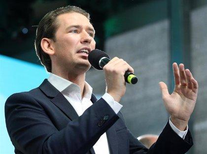 Kurz sale reforzado en Austria de las europeas tras la crisis desencadenada por la ultraderecha