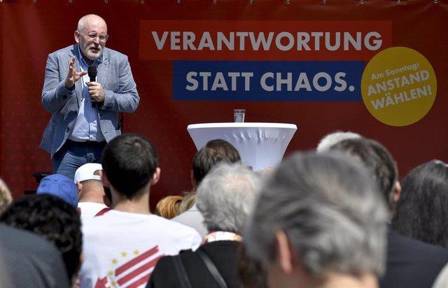 European Parliament Elections in Austria