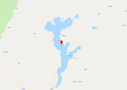 Al menos 30 muertos y unos 200 desaparecidos al naufragar un barco en el lago Mai-Ndombe (RDC)