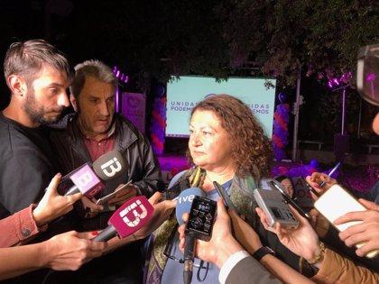 Mae de la Concha espera mantener el pacto de progreso en el Parlament balear