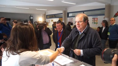 26M.-Herrera confía en que las elecciones den paso a un periodo de estabilidad que permita el desarrollo de la sociedad