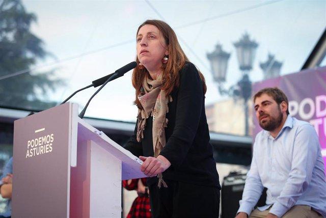 26M-A.- Gil (Podemos) promete generar 25.000 puestos de trabajo en cinco años aprovechando la transición energética