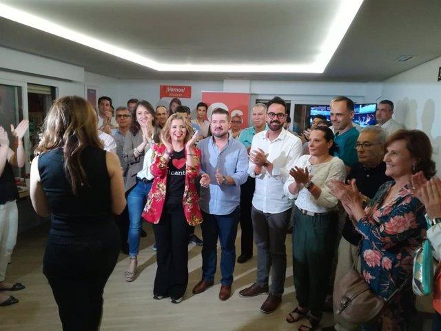 """26M-M.- Alicante.- Ciudadanos Pone En Valor Que Son """"La Llave"""" De Gobierno Y Espera Que PP Y PSPV Le Llamen Para Hablar"""