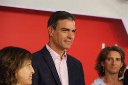 El PSOE venç a totes les CA excepte a Navarra i Cantàbria però no suma a Madrid i pot perdre Aragó (Ricardo Rubio - Europa Press)