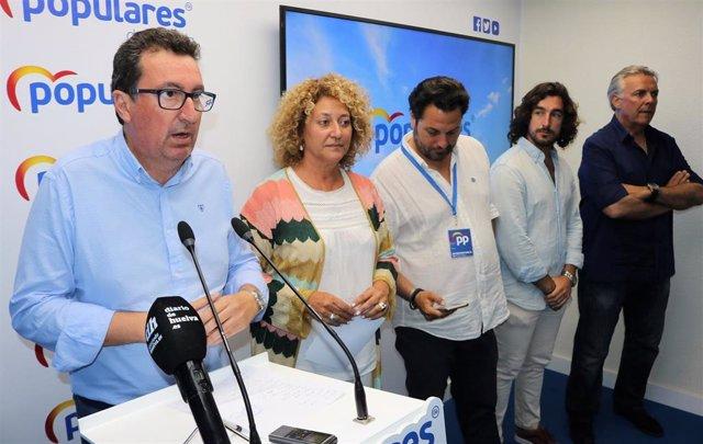 Huelva.- PP