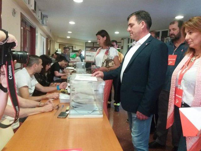 """Huelva.- 26M.- Cs valora que """"casi duplica"""" sus votos respecto a 2015 y alcanza tres mayorías absolutas en la provincia"""