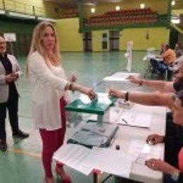 """Jaén.- 26M-M.- Anguita destaca que Vox """"es una realidad en el Ayuntamiento"""" y afirma que """"la izquierda no va a gobernar"""""""