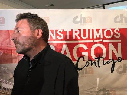 """Soro (CHA) tilda de """"triste"""" el resultado electoral y alerta de la """"posibilidad real"""" de que gobierne la derecha"""