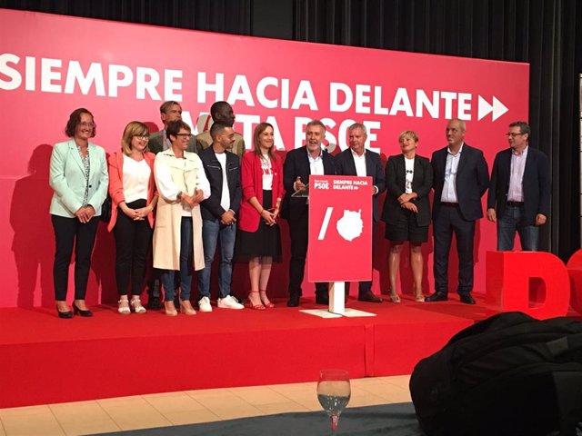 """26M.- Torres (PSOE) Anuncia Que Iniciará Este Lunes Las Conversaciones Para Formar Un Gobierno De Canarias """"Estable"""""""