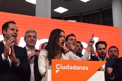 """Villacís invita a Pepu Hernández a apoyar a Cs en el Ayuntamiento: """"Puede ser perfectamente una parte activa"""""""
