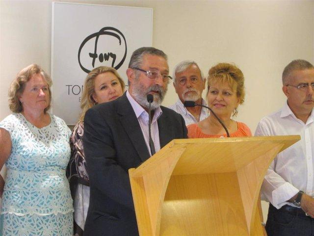 Almería.- Tribunales.- Fiscalía denuncia al alcalde de Albox por negar presuntamente información a la oposición