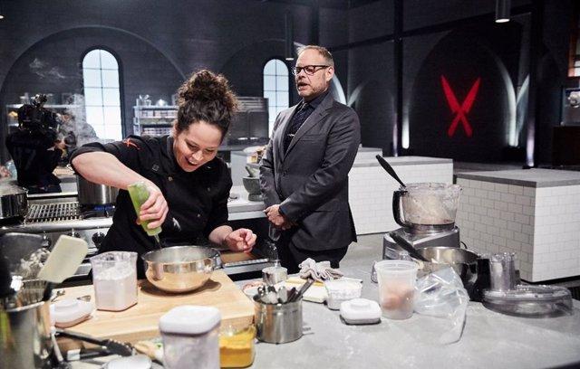 Los mejores cocineros se miden en 'Iron Chef' que llega a COSMO este miércoles 29 de mayo