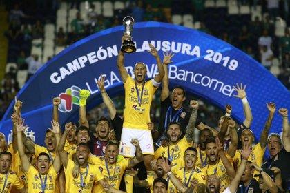 Tigres UANL, campeón del torneo Clausura del fútbol mexicano