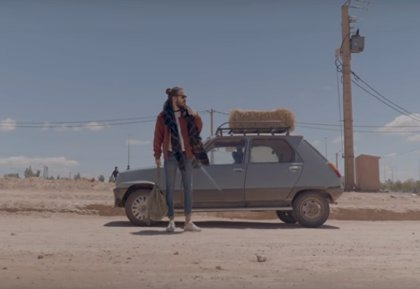 Carlos Sadness busca el silencio en el desierto marroquí