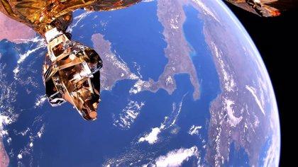 Primera demostración de vídeo 4K desde un satélite