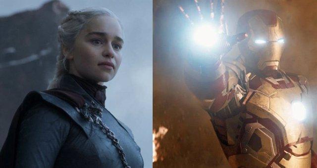 ¿A Quién Iba A Interpretar Emilia Clarke (Juego De Tronos) En Iron Man 3?