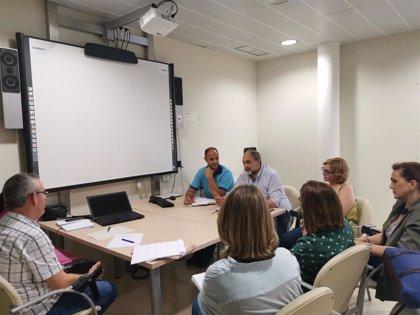 El Distrito Córdoba-Guadalquivir crea un grupo de trabajo para potenciar los cuidados paliativos en casa