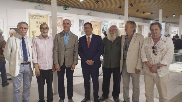 Sevilla.-Cajasol.- Fundación Cajasol relata los 90 años de vida del Teatro Lope de Vega con una exposición hasta julio