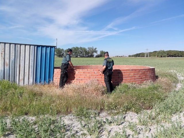 Sucesos.- Un detenido y otro investigado en Valladolid tras cobrar por adelantado por pozos de sondeo y no ejecutarlos