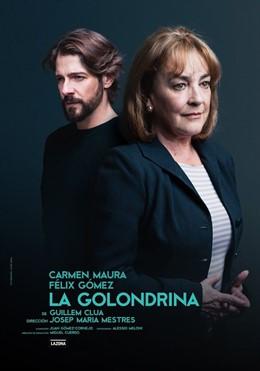 Carmen Maura llega al Teatro Leal de La Laguna (Tenerife) con 'La Golondrina'