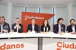 Arrimadas serà la portaveu de Ciutadans al Congrés i Lorena Roldán al Senat (Marta Fernández Jara - Europa Press)