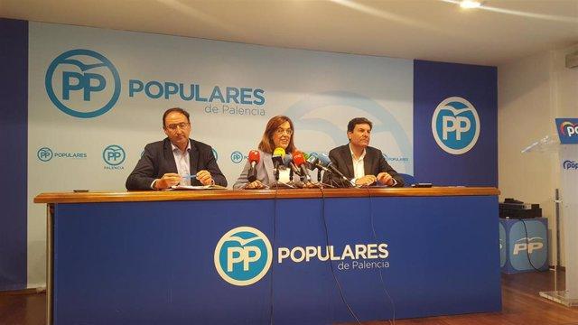 26M.-     El PP Revalida La Mayoría Absoluta En La Diputación De Palencia A Pesar De Perder Dos Diputados