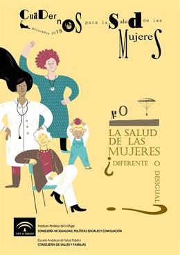 IAM y Escuela de Salud Pública lanzan nueve cuadernos que abordan la salud de las mujeres con perspectiva de género