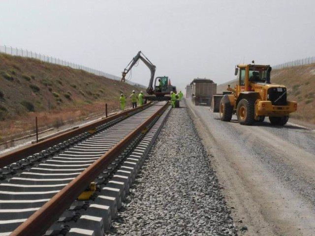 Adif adjudica las obras del tramo Cuarto de la Jara-Arroyo de la Albuera y la conexión con Mérida del AVE extremeño