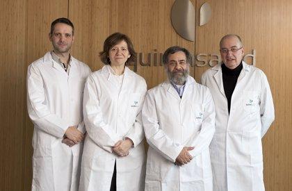 Carme Ares y Alejandro Mazal forman parte del equipo médico del Centro de Protonterapia de Quirónsalud