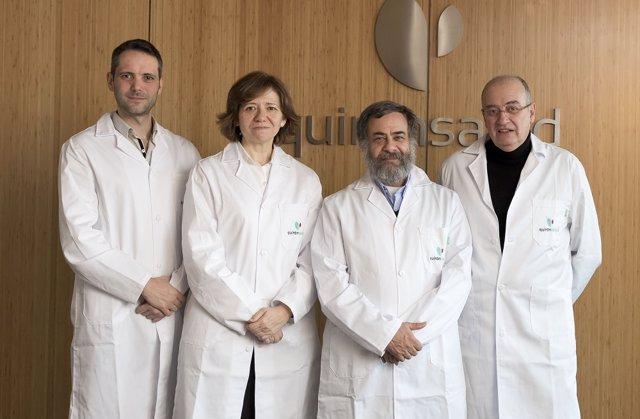 Empresas.- Carme Ares y Alejandro Mazal formarán parte del equipo médico del Centro de Protonterapia de Quirónsalud