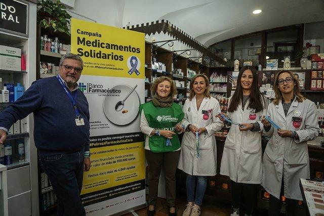 La ONG Banco Farmacéutico consigue recaudar más de 42.000 euros en su 12ª campaña medicamentos solidarios