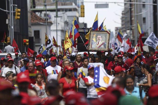 Venezuela.- La Asamblea Constituyente de Venezuela prorroga su mandato hasta finales de 2020