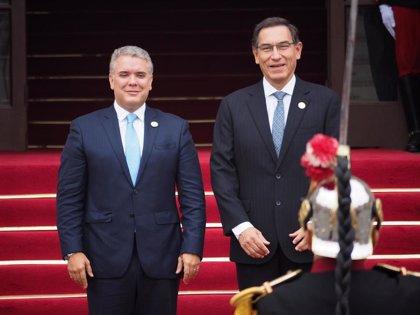 Perú y Colombia piden más ayuda para hacer frente a la crisis migratoria venezolana