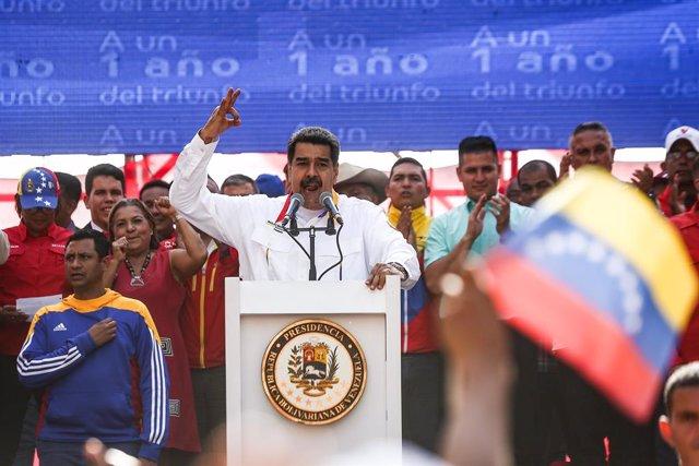 Maduro anuncia el despliegue de la red 4G en Venezuela de la mano de Huawei y ZTE