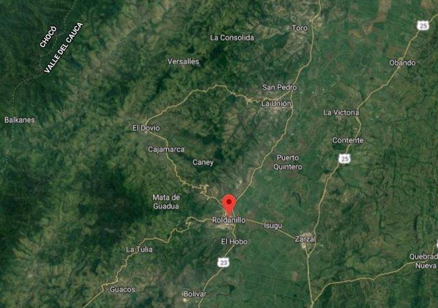 Sucesos.- Matan a tiros a un empresario de Alzira (Valencia) afincado en Colombia