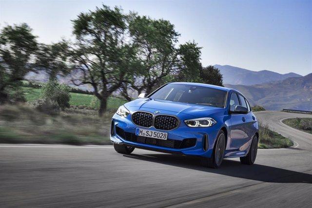 Economía/Motor.- BMW lanzará el 28 de septiembre la tercera generación del Serie 1