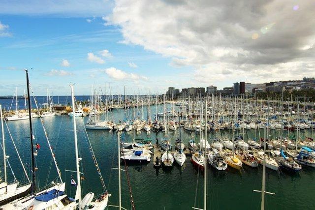 Muelle de Las Palmas de Gran Canaria