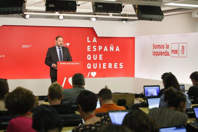 Reunión de la Ejecutiva del PSOE un día después de las elecciones del 26M