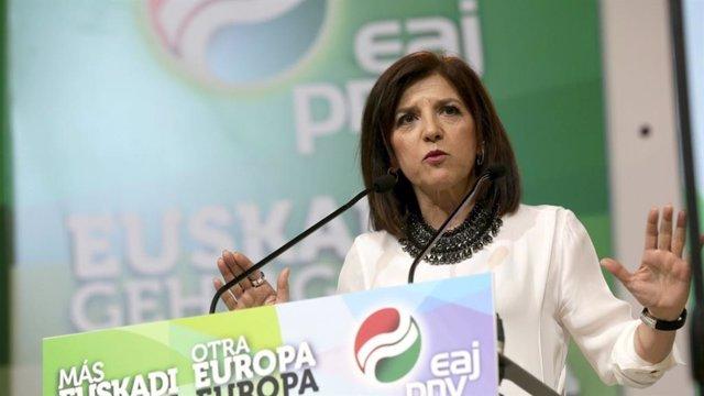 """26M.- Bilbao dice que, si PNV no está en el Europarlamento, """"nadie  trabajará para Euskadi en instituciones de la UE"""""""