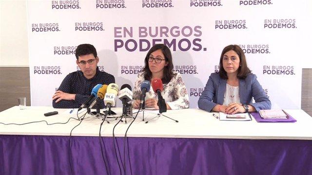 """26M.- Podemos Apoyará La Investidura Del Candidato Socialista Y Pide """"Claridad"""" A Ciudadanos En Los Pactos"""