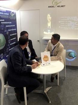Economía.- Empresas andaluzas de minería conocen oportunidades de negocio en el mercado chileno en la Feria Exponor