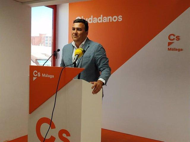 Málaga.-26M.-Cs aboga por apoyar a la lista más votada en la capital pero lo deja en manos del comité nacional de pactos