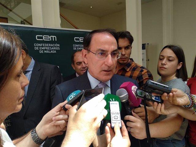 """González de Lara, tras cerrarse ciclo electoral pide afrontar """"con decisión"""" la estabilidad política para abordar retos"""
