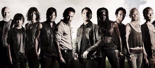 Marvel quiere fichar a un actor de The Walking Dead para su Fase 4
