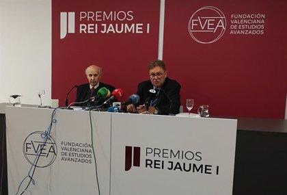 """El presidente ejecutivo de la Fundación Premios Rei Jaume I: """"Ojalá Amancio Ortega nos pagara un premio"""""""