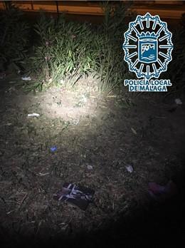 Málaga.- Sucesos.- Detienen a un hombre que intentó estrangular a una prostituta a la que robó en Málaga